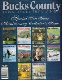 Bucks County Town & Country Living